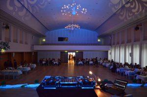 Abschlussball der Tanzschule Fieder in Schweinfurt
