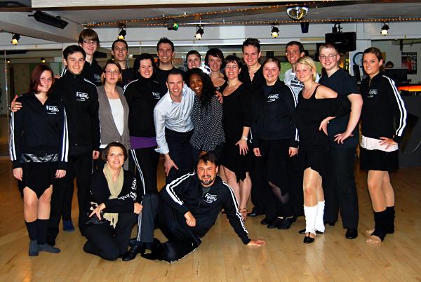 Lecture beim Motsi Mabuse Tanzschule Fiedler Schweinfurt
