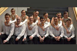 Formation Harmonieball Tanzschule Fiedler Schweinfurt