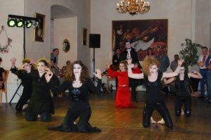 Formation Show Tanzschule Fiedler Schweinfurt