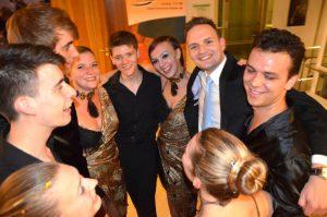 Formationsteam Tanzschule Fiedler Schweinfurt