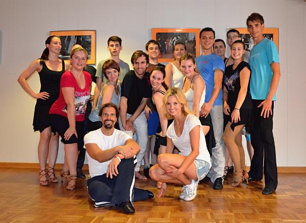 Lecture Sarah Latton Tanzschule Fiedler Schweinfurt