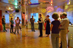 Tanzkurs in der Tanzschule Fiedler in Schweinfurt