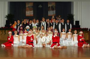 Winterabschlussball Tanzschule Fiedler Schweinfurt