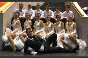 10 Tänze Formation Tanzschule Fiedler Schweinfurt